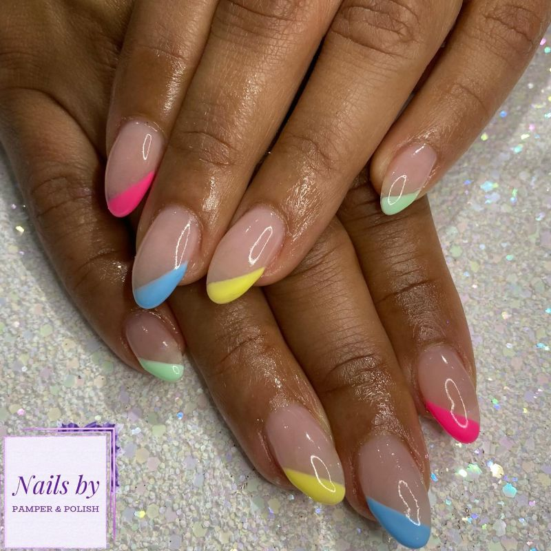 Nails Gallery - Pamper & Polish Gallery